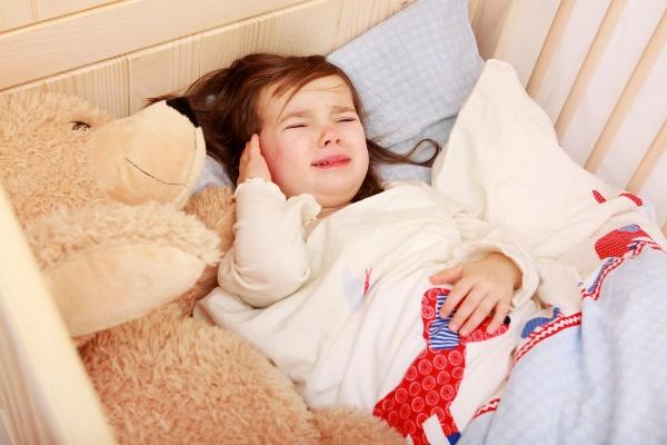 Нарушение сна - причина бруксизма у ребенка
