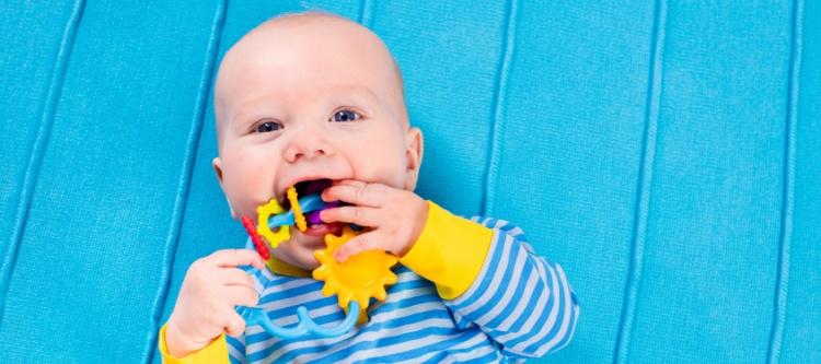 как у детей растут зубы - правильный порядок