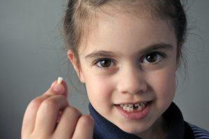 смена зубного ряда