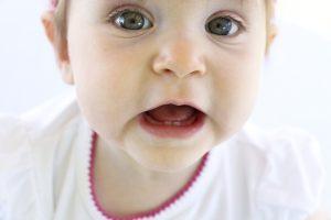 основные симптомы прорезывания зубов