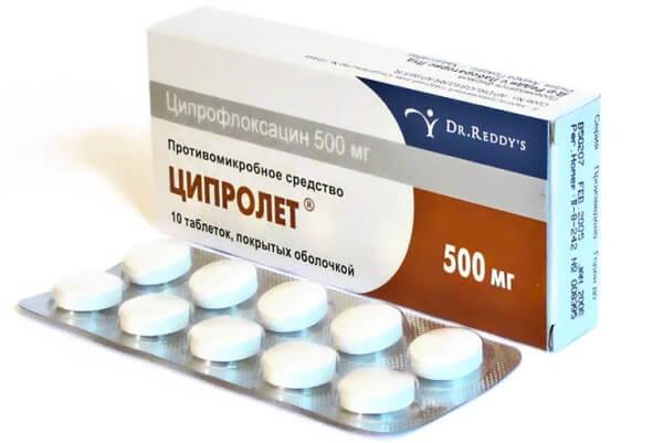 антибиотики против гельминтов