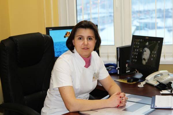 стоматолог со стажем на сайте ВашДантист