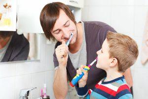 Общие правила выбора электрической зубной щетки