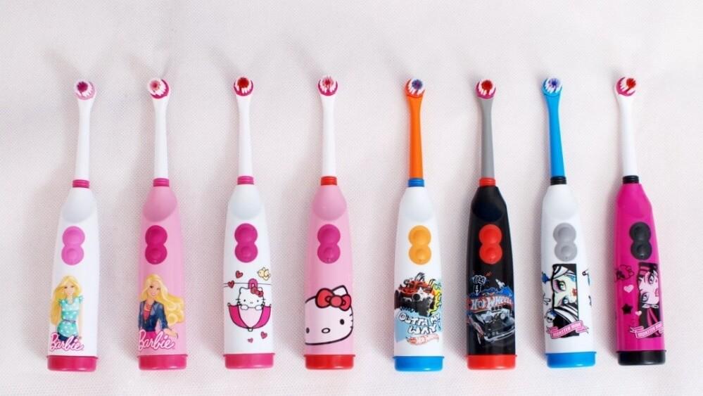 электрическая зубная щетка нюансы выбора для детей