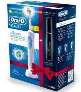 популярная модель электрической щетки для зубов от Орал Би