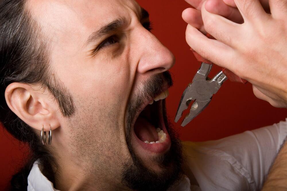 методики - как убить зубной нерв