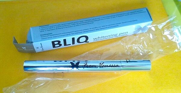 Отбеливающий карандаш Блик