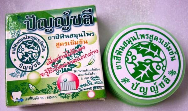 качественная тайская зубная паста