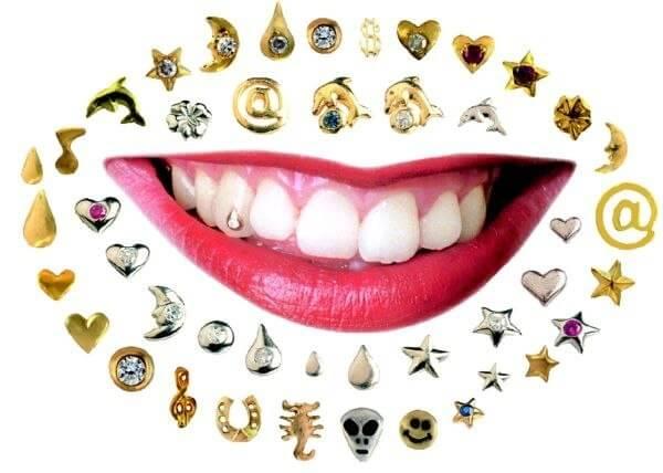 зубные Twinkles с инкрустацией