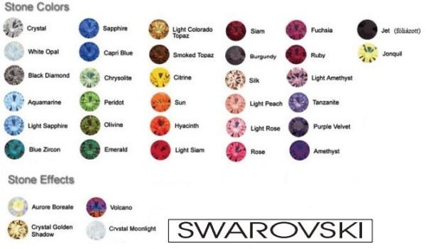 кристаллы Swarovski для украшения зубов