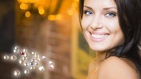 какие бывают зубные украшения