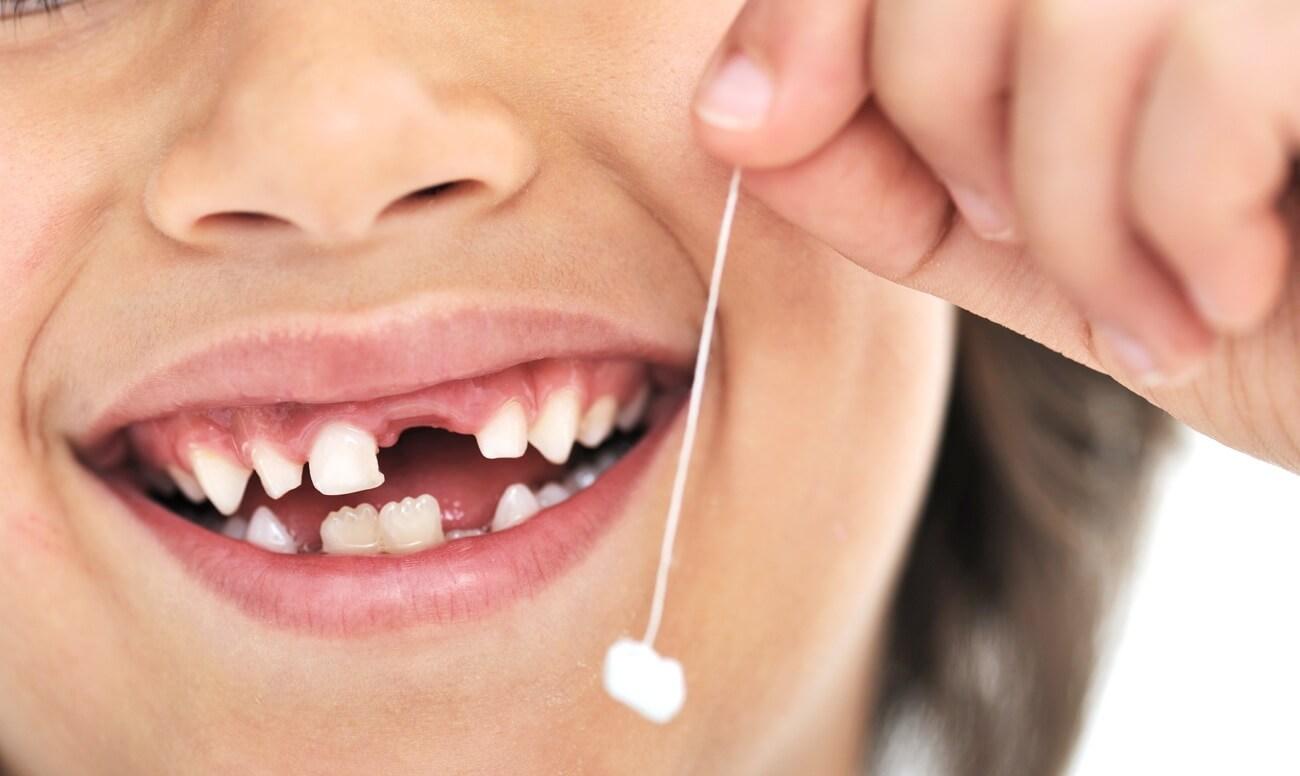 молочные зубы когда по сроками выпадают