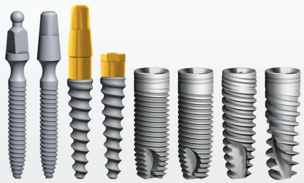 зубные имплантаты Alpha Bio