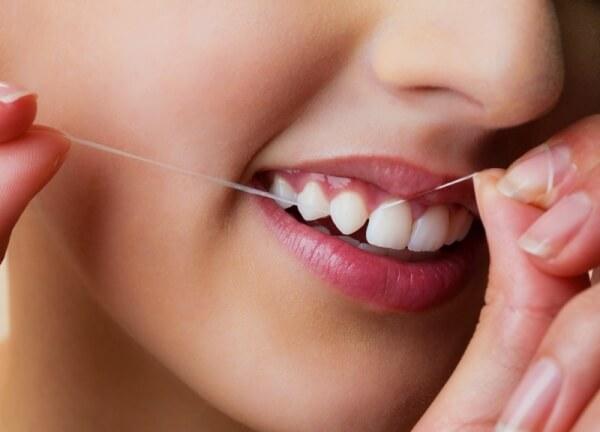 особенности зубной нити