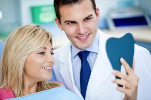 стоимость световых пломб для передних зубов
