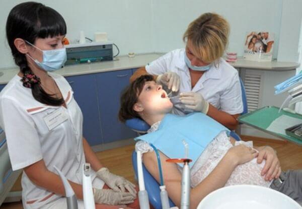 Обезболивающее при удалении зуба у беременной