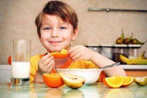 чем надо питаться детям для профилактики черного налета на зубах