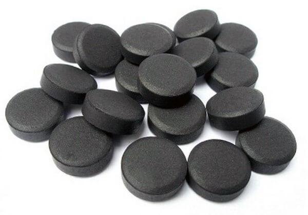 чем хорошо активированный уголь для эмали зубов