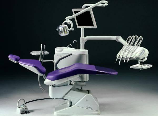 используемое оборудование в клиниках стоматологий
