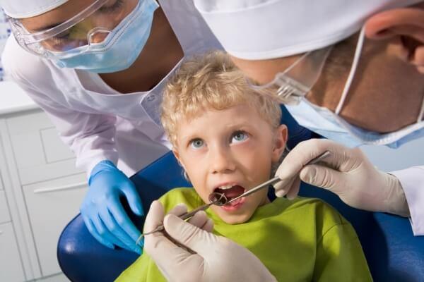 хирургическая методика лечения пульпита молочного зуба