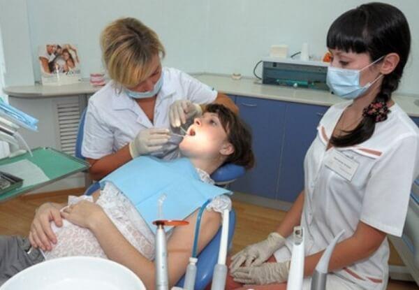 местная анестезия в стоматологии для беременных
