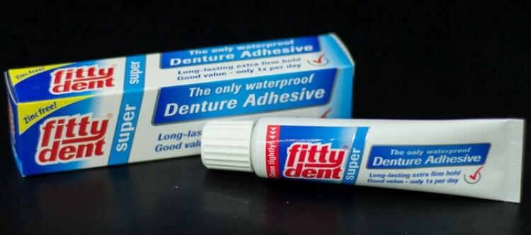 фиттидент крем для фиксации зубных протезов и его цена