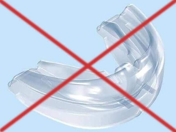 когда запрещено лечить прикус трейнерами