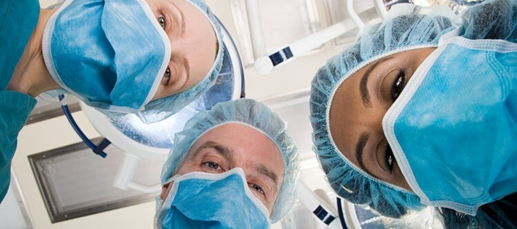 применение общей анестезии в стоматологии
