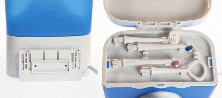 ирригатор для ухода за зубами aquapulsar os 1
