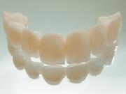 пластмассовые коронки на передние зубы отзывы