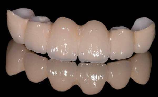 Циркониевые зубы