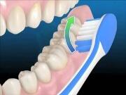 Смотрите на видео, как правильно чистить зубы