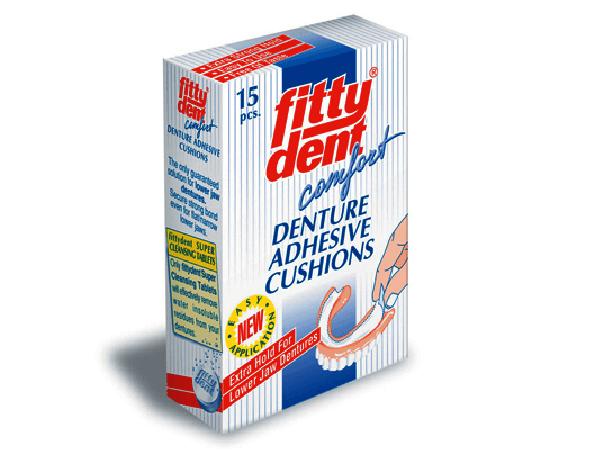 Преимущества прокладок Фиттидент для фиксации зубных протезов