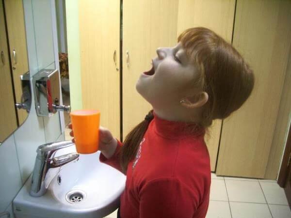 Методы лечения тетраборатом натрия детей старшего возраста