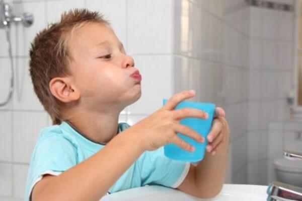 Методы применения винилина при стоматите у детей