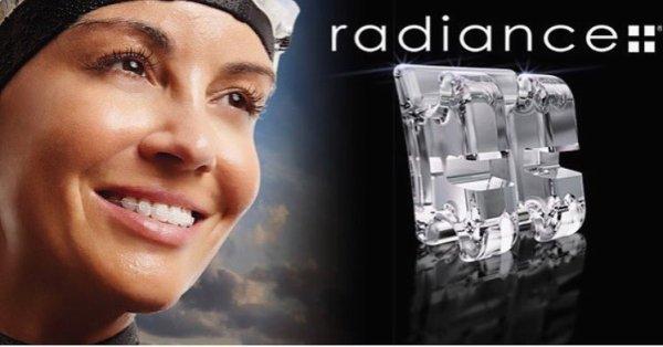 Конструкция Radiance брекетов и ее особенности