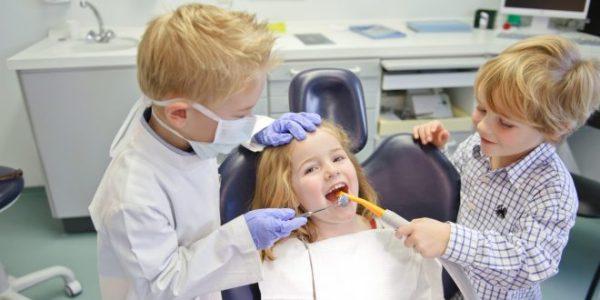 Как перестать бояться стоматолога ребенку