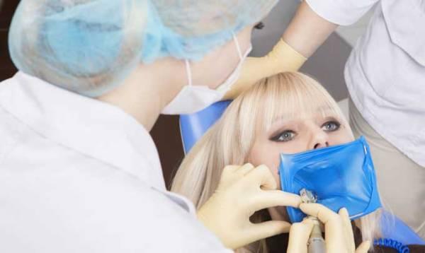 Способы наложения в стоматологии
