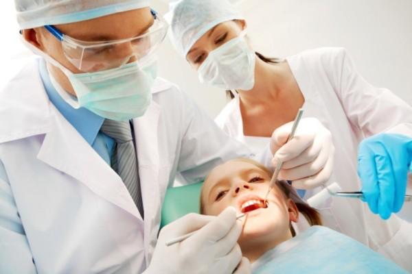 Протезирование зубов под общим наркозом цены