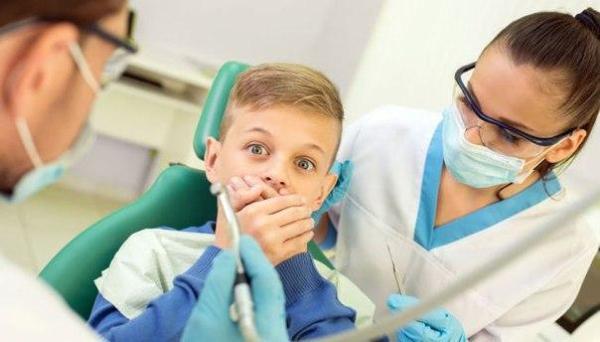Ребенок боится стоматолога что делать