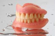 Съемные силиконовые зубные протезы