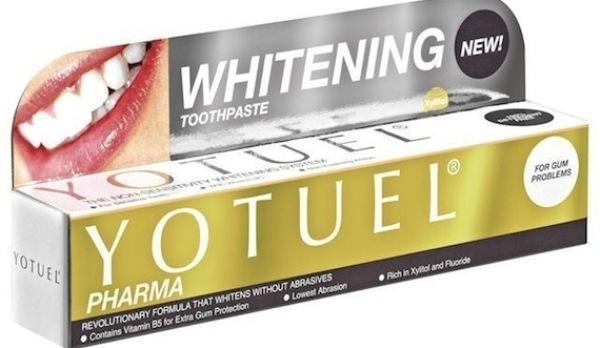 Использование зубной пасты
