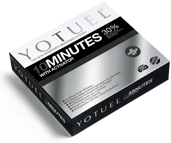 YOTUEL 30% пероксид карбамида