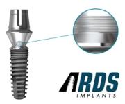 Конструкция имплантов ARDS