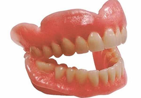 Эксперты о полиуретановом зубном протезе