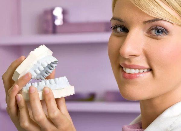 Подготовка полости рта к протезированию металлокерамикой