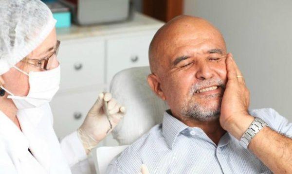 Зубы после снятия коронок