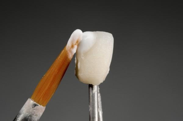 Материал для скола керамики