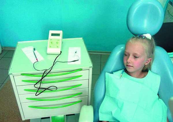 Как проводится электроодонтометрия