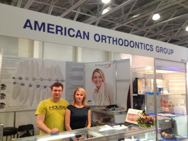Обзор ортодонтических изделий от компании American Orthodontics